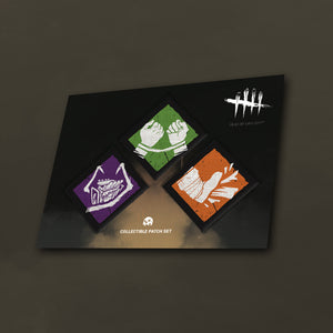 PAX East 2019 Collectible Patch Set
