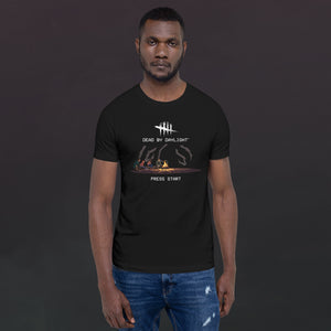 Dead by Daylight Retro Start Screen T-Shirt - Unisex