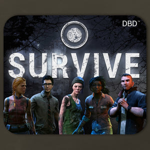 DBD Survivors Mousepad