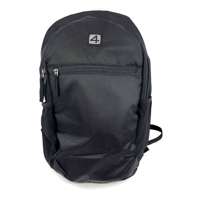 the 4 skateboard company backpack foldable black