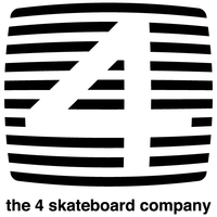the 4 skateboard company, decks & hardware