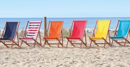 Hardwood Deckchairs
