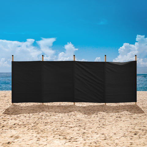 Black cottton windbreak