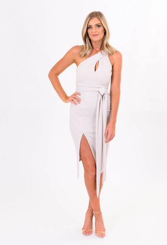 Carlee Beige Dress