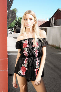 Wild Heart Playsuit