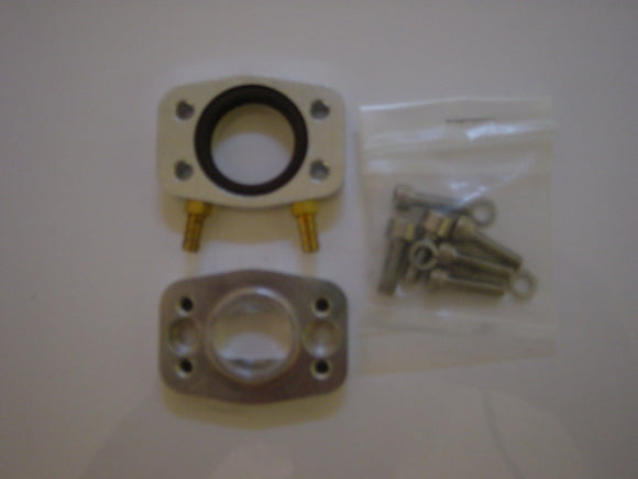 Gas - Flange Set