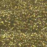 Brilliant Dark Gold Metal Flake