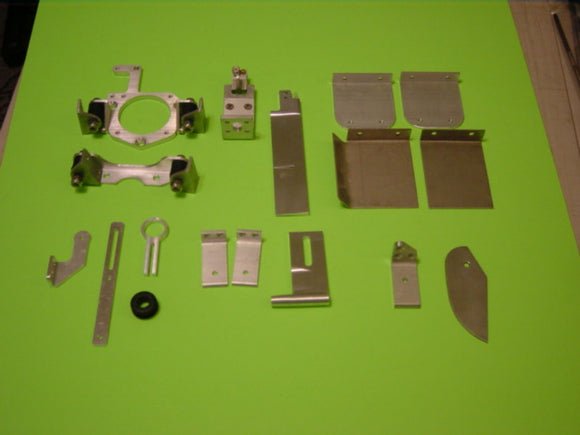 Gas Cracker Box HW Kit