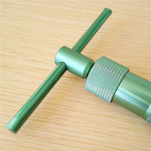Load image into Gallery viewer, High Quality Green Clay  Extruders Sculpture Gun Clay Sugar Paste Extruder Fondant Cake Sculpture Polymer Gun Tool