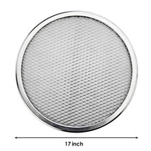 Load image into Gallery viewer, New Arrival 6-22inch Seamless Aluminum Pizza Screen Baking Tray Metal Net Bakeware Kitchen Tools Pizza Baking Tools