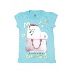 Pets Girls T-Shirt Iluvlittlepeople