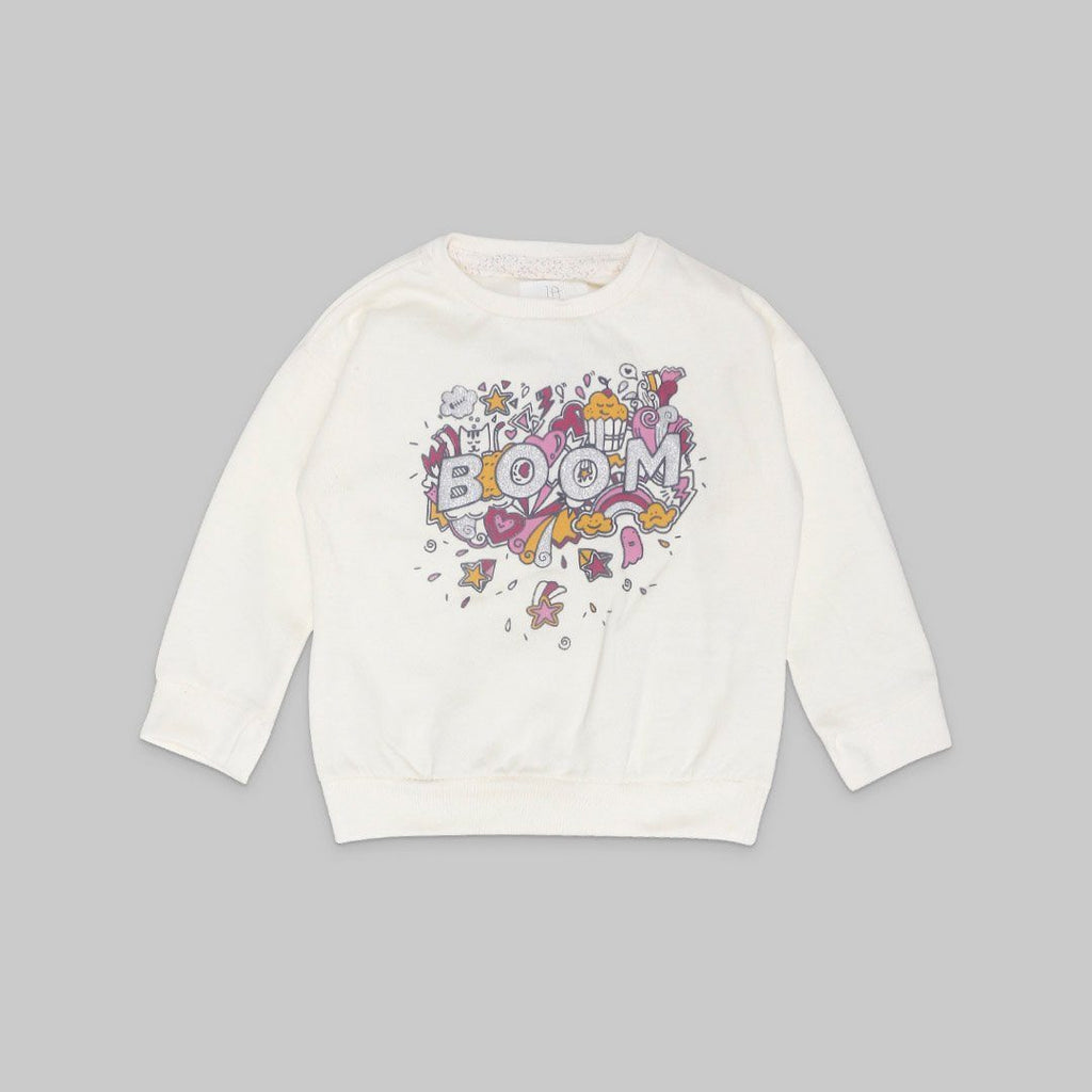 LFT Girl Sweat Shirt Iluvlittlepeople