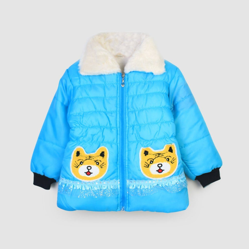 Girl padded Jacket Iluvlittlepeople