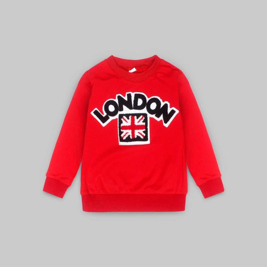 London Baby Sweat Shirt Iluvlittlepeople
