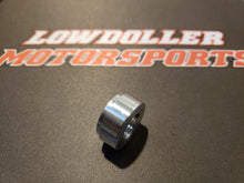 "Load image into Gallery viewer, 1/4"" NPT aluminum weld bung"