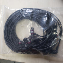 Load image into Gallery viewer, SALE! (10 pack) Pre-Wired Cables with 90* Rubber Boot PN: 356604