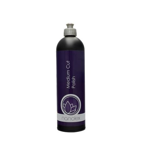 Nanolex Premium Politur 3000er Körnung Medium Cut Polish 250ml