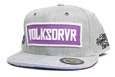 Cap – Dub Spencer® Snapback Volks DRVR