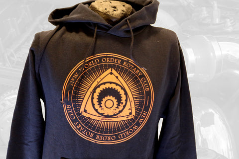 "Hoodie ""Rotary Club"" by Boost Bastards"