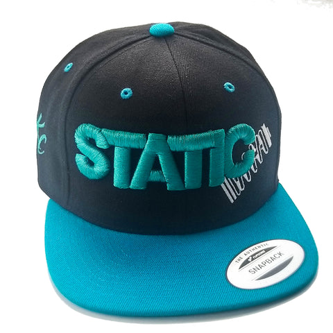 "Snapback ""STATIC"" -Summer Edition- -Limitiert-"
