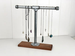 Industrial Necklace Stand