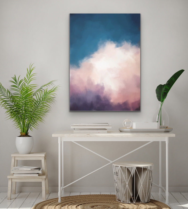 Cloudlands Cloudy Sky Original Wall Art
