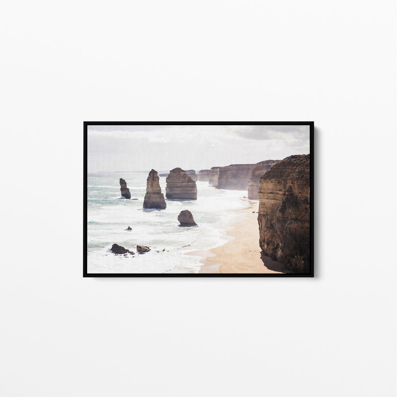 The Twelve Apostles - Great Ocean Road Victoria Stretched Canvas Wall Art Print