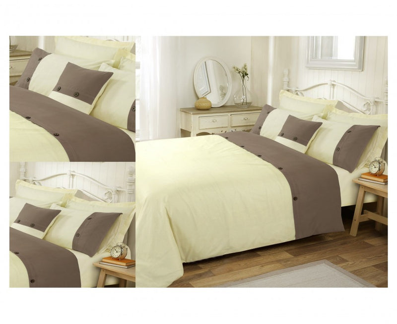 Amal Double Quilt Cover Set