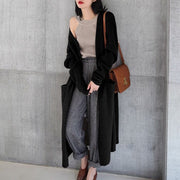 Long Thick Sweater Coat Cardigan