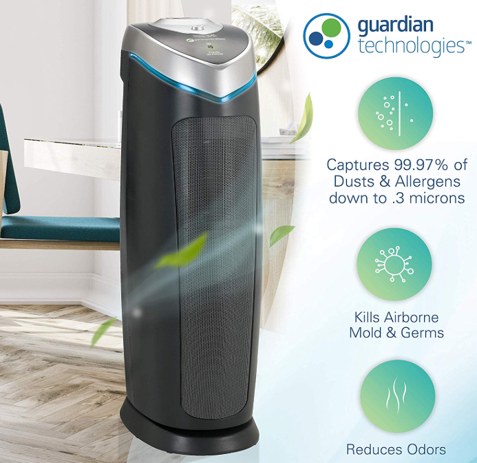 Best 10 air purifier for Odors [2020 Reviews]