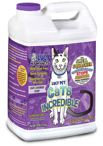 Non Tracking Cat Litter 10