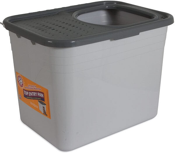 Arm & Hammer Top Entry Litter Pan