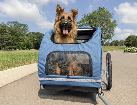 Best 6 Dog Bike Trailers 02