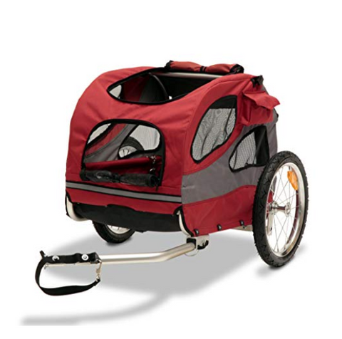 Best 6 Dog Bike Trailers 04