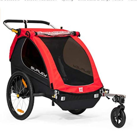 Best 6 Dog Bike Trailers 05