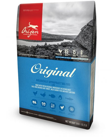ORIJEN High-Protein, Grain-Free Dry Dog Food