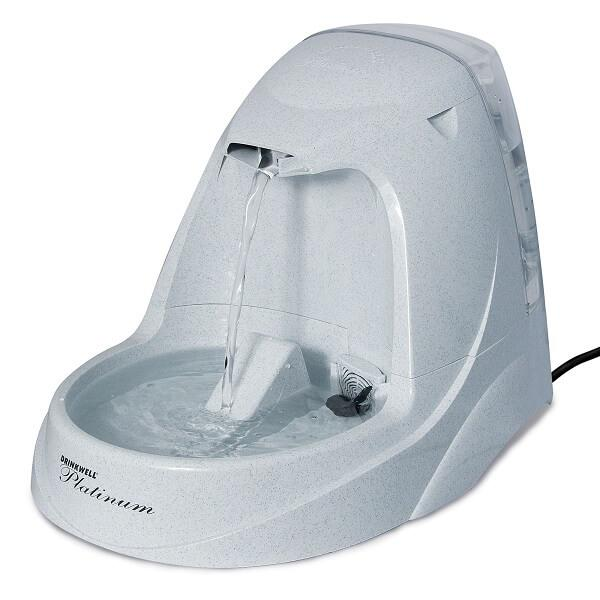 PetSafe Platinum Cat Water Fountain