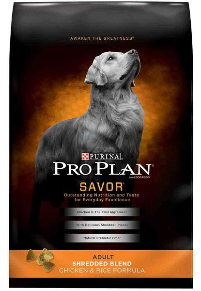 Purina Pro Plan Dry Dog Food