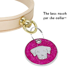 Dog Tag Engraved Pet id Tags Collar