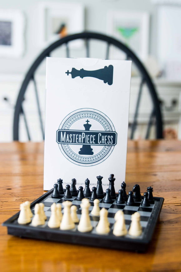 MasterPiece Chess Set
