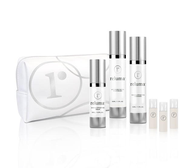 stem cell skin care kit serum antiaging rejuvenating