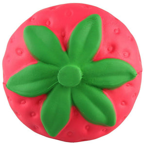 Strawberry Cream Scented Slow Rising Toy Squeeze Squishy - aidaroos.com