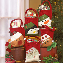 Load image into Gallery viewer, Cute Christmas Gift Bags - aidaroos.com