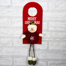 Load image into Gallery viewer, Smiry 1pc Christmas Ornaments Christmas Tree Santa Claus Pendants Drop Christmas Decorations - aidaroos.com