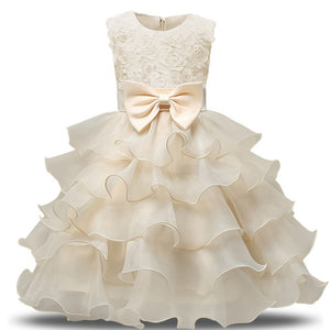 Sleeveless Kid Dresses - aidaroos.com