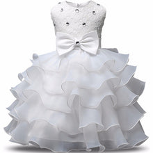 Load image into Gallery viewer, Sleeveless Kid Dresses - aidaroos.com