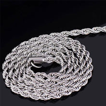 Load image into Gallery viewer, Silver Necklaces For Women - aidaroos.com