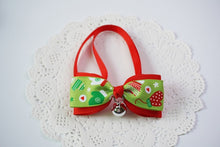 Load image into Gallery viewer, 1 Pieces Cute Christmas Pet Supplies Handmade Ribbon - aidaroos.com