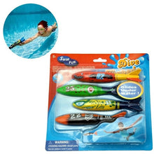 Load image into Gallery viewer, Torpedo Rocket Throwing Toy - aidaroos.com