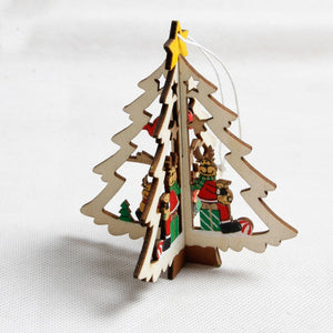 1 PC  Christmas Tree Ornaments Hanging - aidaroos.com